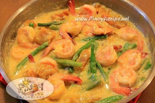 I loved this image of pininyahang manok recipe